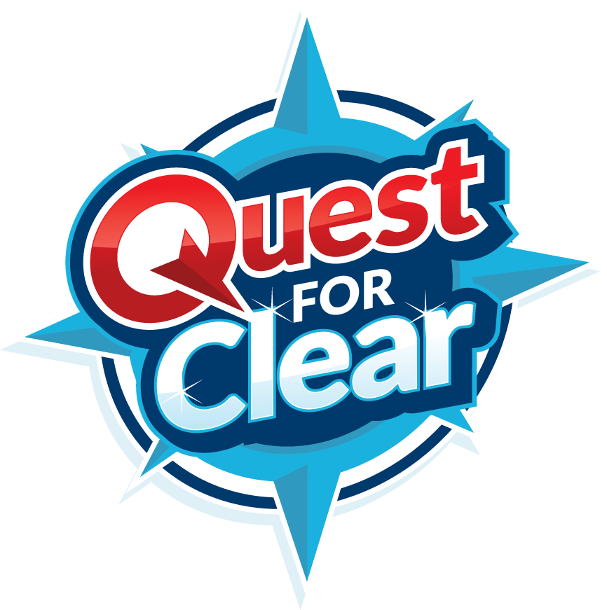 Quest For Clear logo